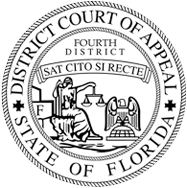 District Court of Appeal State of Florida